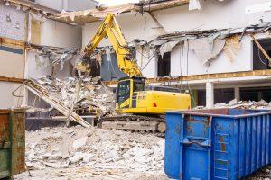 épületbontás szolgáltatások